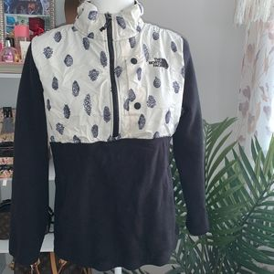 The North Face Half Zip Jacket